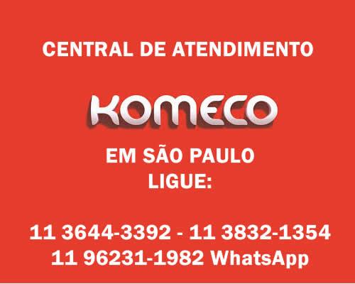 Central de Atendimento Komeco São Paulo