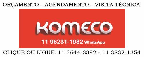 Orçamento Komeco SP